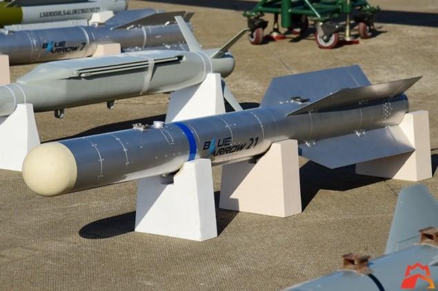 Trung Quốc khoe dàn tên lửa tối tân tại triển lãm hàng không Chu Hải - ảnh 2