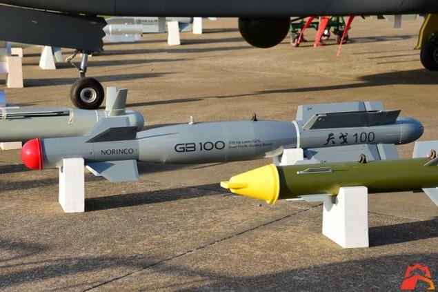 Trung Quốc khoe dàn tên lửa tối tân tại triển lãm hàng không Chu Hải - ảnh 4