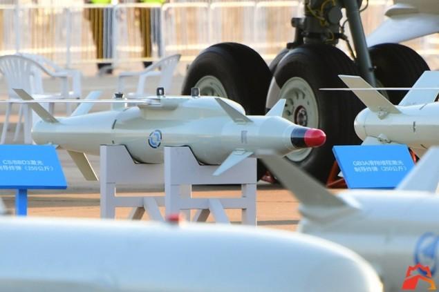 Trung Quốc khoe dàn tên lửa tối tân tại triển lãm hàng không Chu Hải - ảnh 9