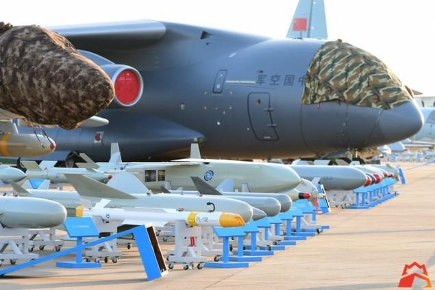 Trung Quốc khoe dàn tên lửa tối tân tại triển lãm hàng không Chu Hải - ảnh 10