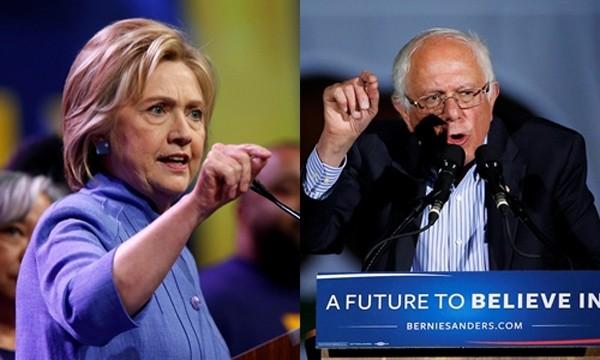 Clinton bị nghi biết câu hỏi trước khi tranh luận với đối thủ - ảnh 1
