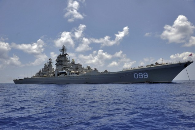 7 tàu chiến mạnh nhất của Hải quân Nga - ảnh 1