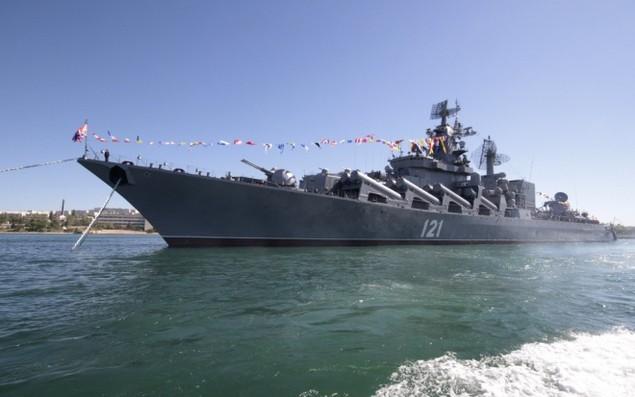 7 tàu chiến mạnh nhất của Hải quân Nga - ảnh 3