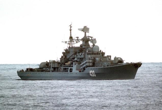 7 tàu chiến mạnh nhất của Hải quân Nga - ảnh 5