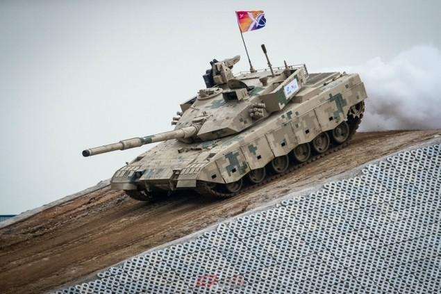 Trung Quốc ra mắt xe tăng mới cạnh tranh T-90 và M1 Abrams - ảnh 2