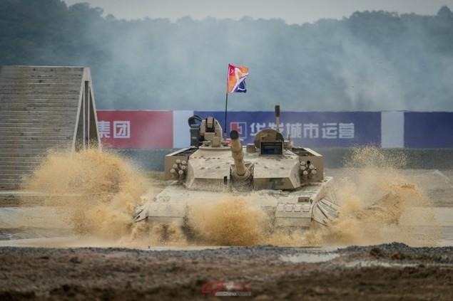 Trung Quốc ra mắt xe tăng mới cạnh tranh T-90 và M1 Abrams - ảnh 3
