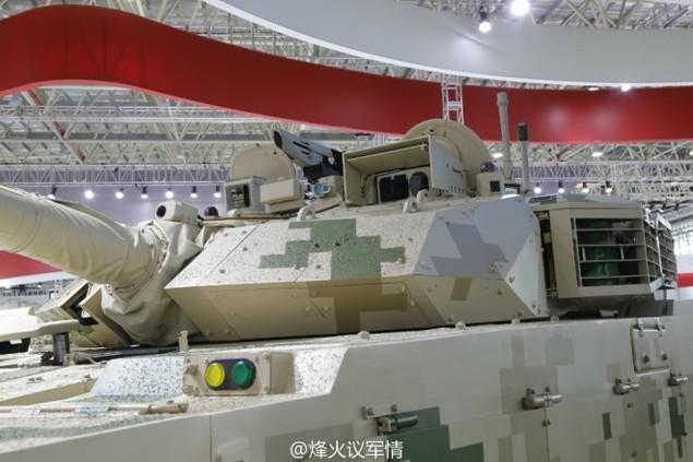 Trung Quốc ra mắt xe tăng mới cạnh tranh T-90 và M1 Abrams - ảnh 4