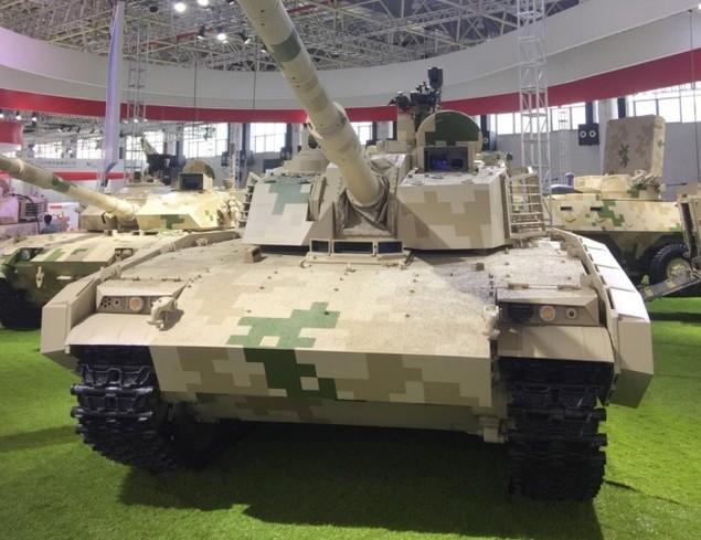 Trung Quốc ra mắt xe tăng mới cạnh tranh T-90 và M1 Abrams - ảnh 5