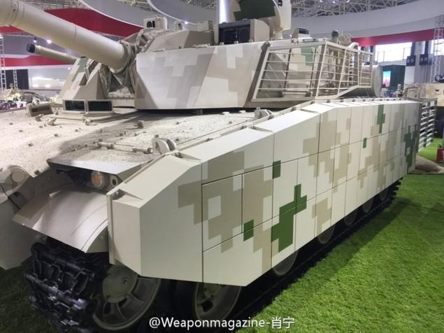 Trung Quốc ra mắt xe tăng mới cạnh tranh T-90 và M1 Abrams - ảnh 6