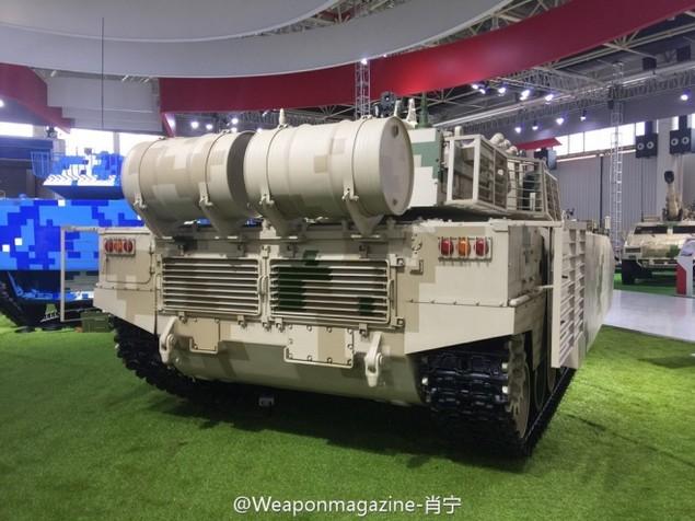 Trung Quốc ra mắt xe tăng mới cạnh tranh T-90 và M1 Abrams - ảnh 7