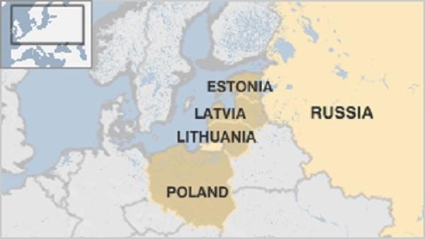 Mỹ triển khai 4.000 quân đến sát biên giới Nga - ảnh 1