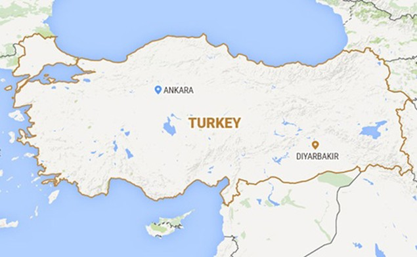 IS đánh bom ở Thổ Nhĩ Kỳ, 9 người chết - ảnh 1