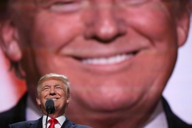 Những khoảnh khắc ấn tượng trong mùa bầu cử tổng thống Mỹ - ảnh 4