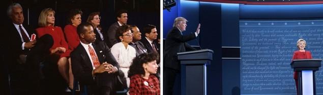 Clinton trong chiến dịch tranh cử tổng thống 1992 và 2016 - ảnh 2