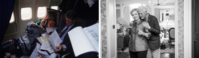 Clinton trong chiến dịch tranh cử tổng thống 1992 và 2016 - ảnh 3