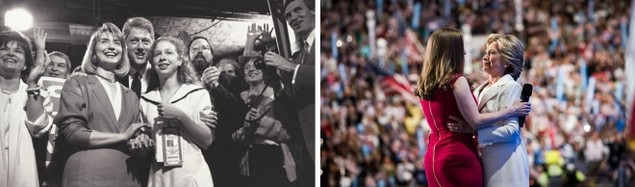 Clinton trong chiến dịch tranh cử tổng thống 1992 và 2016 - ảnh 11