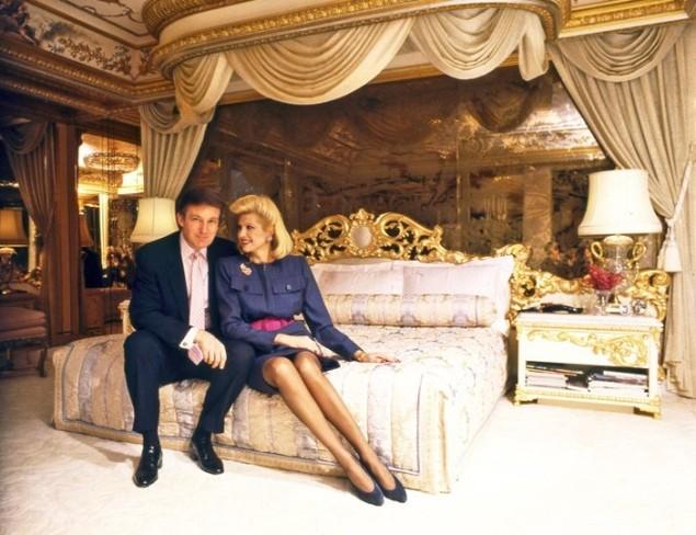 Tính cách Donald Trump qua ảnh - ảnh 2