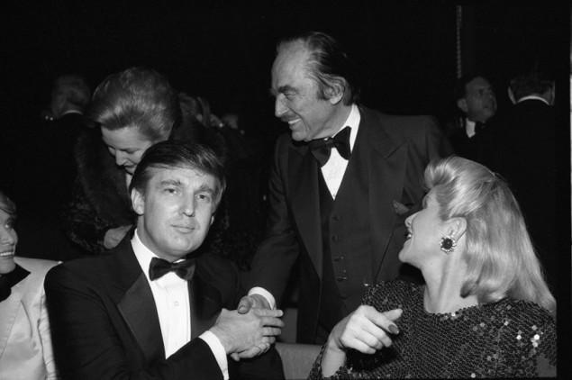 Tính cách Donald Trump qua ảnh - ảnh 3