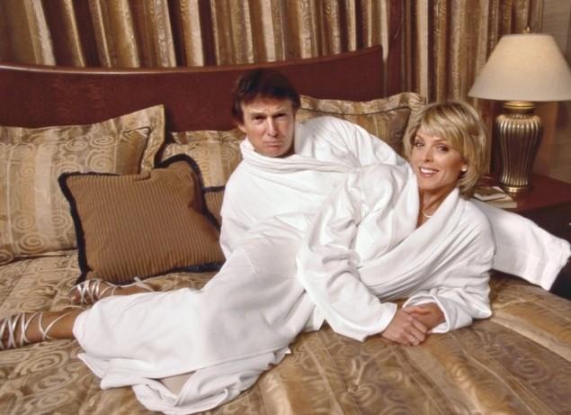Tính cách Donald Trump qua ảnh - ảnh 4