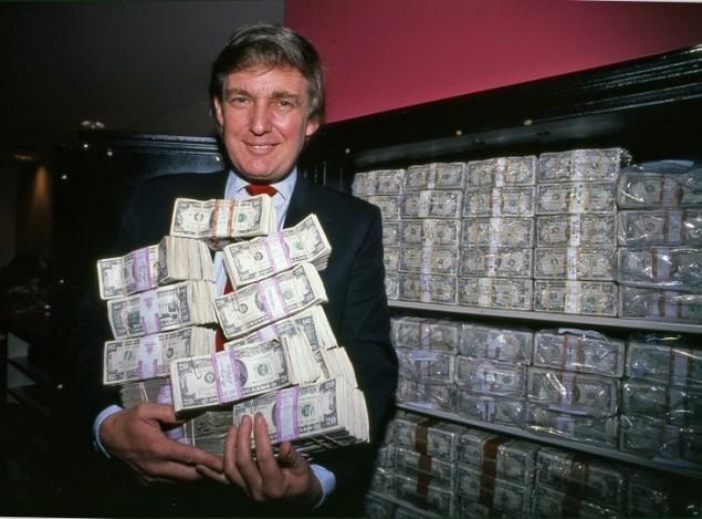 Tính cách Donald Trump qua ảnh - ảnh 7