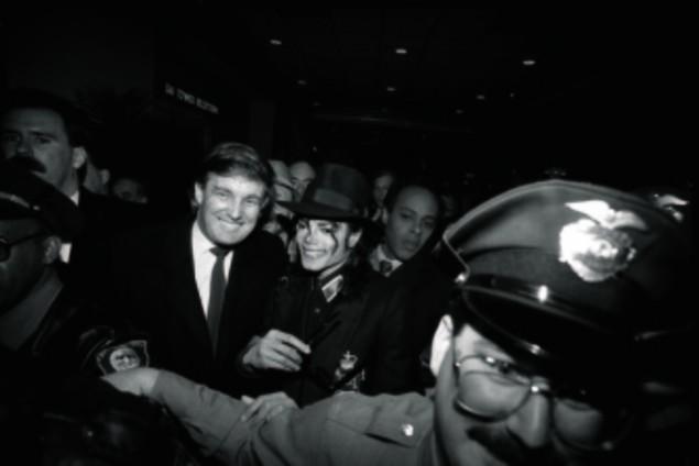 Tính cách Donald Trump qua ảnh - ảnh 8