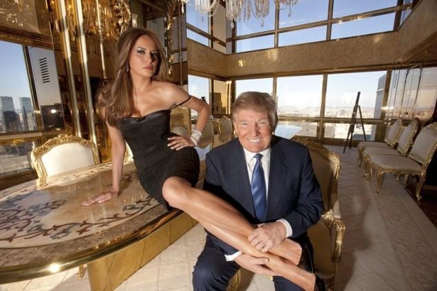 Tính cách Donald Trump qua ảnh - ảnh 10