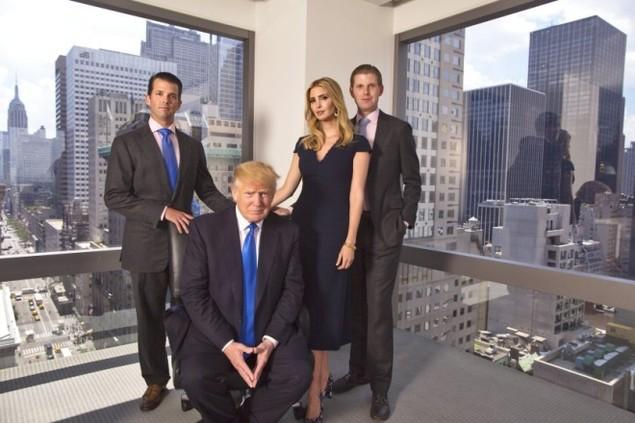 Tính cách Donald Trump qua ảnh - ảnh 11