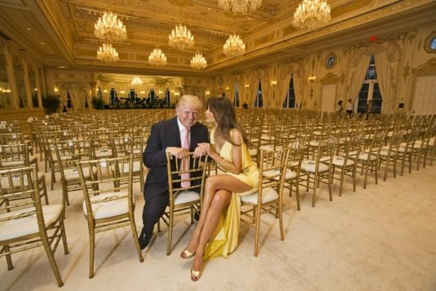 Tính cách Donald Trump qua ảnh - ảnh 12