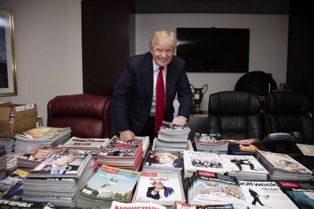 Tính cách Donald Trump qua ảnh - ảnh 13