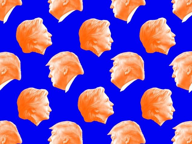Nước Mỹ bước vào cuộc bầu cử lịch sử - ảnh 1