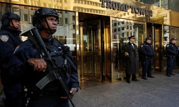 An ninh New York đau đầu vì tiệc đêm bầu cử của Trump và Clinton - ảnh 1