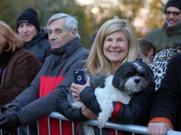 Cử tri Mỹ chụp ảnh 'tự sướng' trong ngày bầu cử - ảnh 6