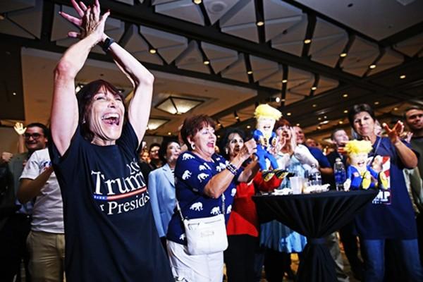 Donald Trump - người đắc cử tổng thống nhờ phá vỡ mọi quy tắc chính trị lâu đời - ảnh 1
