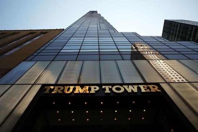Bên trong dinh thự 100 triệu USD của Donald Trump ở New York - ảnh 1