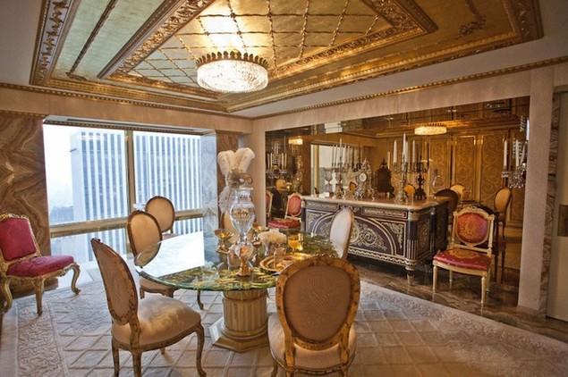 Bên trong dinh thự 100 triệu USD của Donald Trump ở New York - ảnh 5