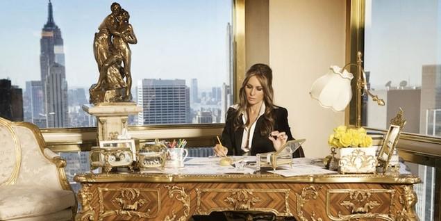 Bên trong dinh thự 100 triệu USD của Donald Trump ở New York - ảnh 7
