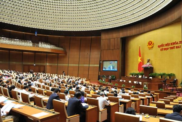 Hôm nay, Quốc hội họp kín về việc dừng dự án điện hạt nhân - ảnh 1