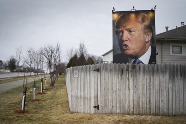 Nỗi oán giận của giới cổ cồn xanh giúp Trump chiến thắng - ảnh 1