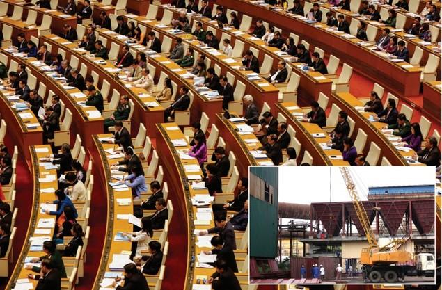"""Quốc hội """"nóng"""" với các dự án của Bộ Công Thương - ảnh 1"""