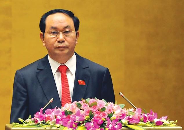 Chủ tịch nước tham dự Tuần lễ Cấp cao APEC 24 - ảnh 1
