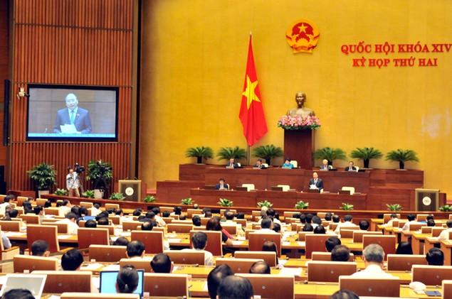 TOÀN CẢNH: Thủ tướng Chính phủ Nguyễn Xuân Phúc trả lời chất vấn - ảnh 1