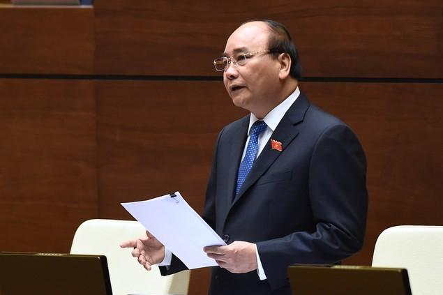 TOÀN CẢNH: Thủ tướng Chính phủ Nguyễn Xuân Phúc trả lời chất vấn - ảnh 4