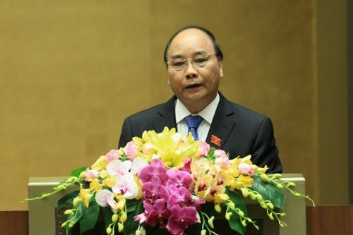 TOÀN CẢNH: Thủ tướng Chính phủ Nguyễn Xuân Phúc trả lời chất vấn - ảnh 5