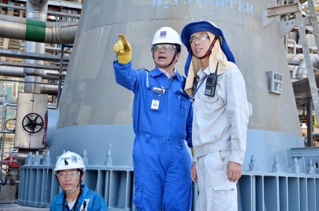 Lọc hóa dầu Bình Sơn về đích sớm 52 ngày - ảnh 1