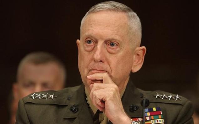 Lộ diện tướng về hưu có thể làm Bộ trưởng Quốc phòng Mỹ - ảnh 1