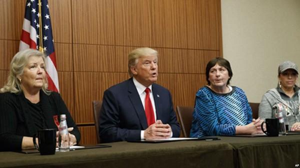 Nghệ thuật xoay chuyển tình thế của Donald Trump - ảnh 1