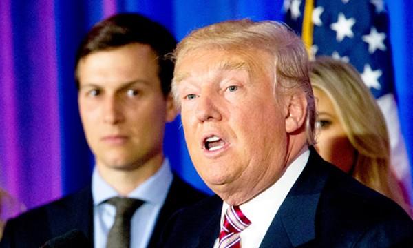 Chiến dịch bí mật của con rể giúp Trump lên đỉnh cao quyền lực - ảnh 2