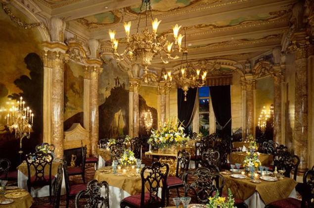 Biệt thự dát vàng 58 phòng ngủ của Donald Trump - ảnh 1