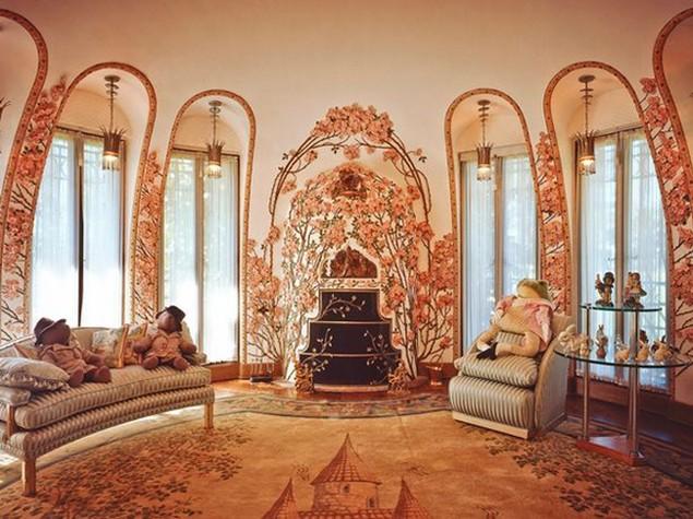 Biệt thự dát vàng 58 phòng ngủ của Donald Trump - ảnh 2