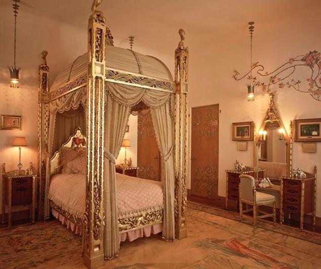 Biệt thự dát vàng 58 phòng ngủ của Donald Trump - ảnh 4